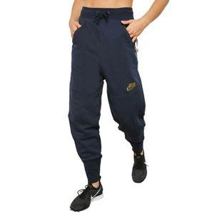 NEW Nike NSW Women's Joggers Sweatpants Navy Blue